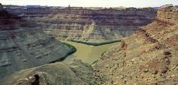 Confluence of the Colorado and Green Rivers in Canyonlands National Park Courtesy National Park Service