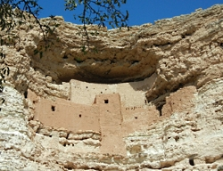 Montezuma Castle, Courtesy US NPS
