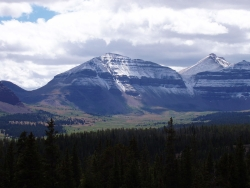 Silence: Kings Peak, Courtesy Wikimedia, Hyrum K. Wright, Photographer