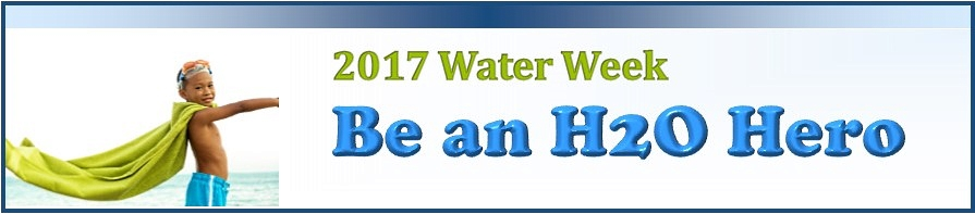 Join us for Utah Water Week We all live in a watershed. Help protect our water!