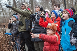 Cache Valley Christmas Bird Count Courtesy Audubon.org Camilla Cerea, Photographer All Rights Reserved