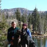 Jim Cane and Linda Kervin