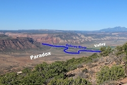 Paradox Valley Courtesy & Copyright GJhikes.com