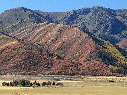 Cache Valley Autumn Colors Courtesy & Copyright Ron Hellstern