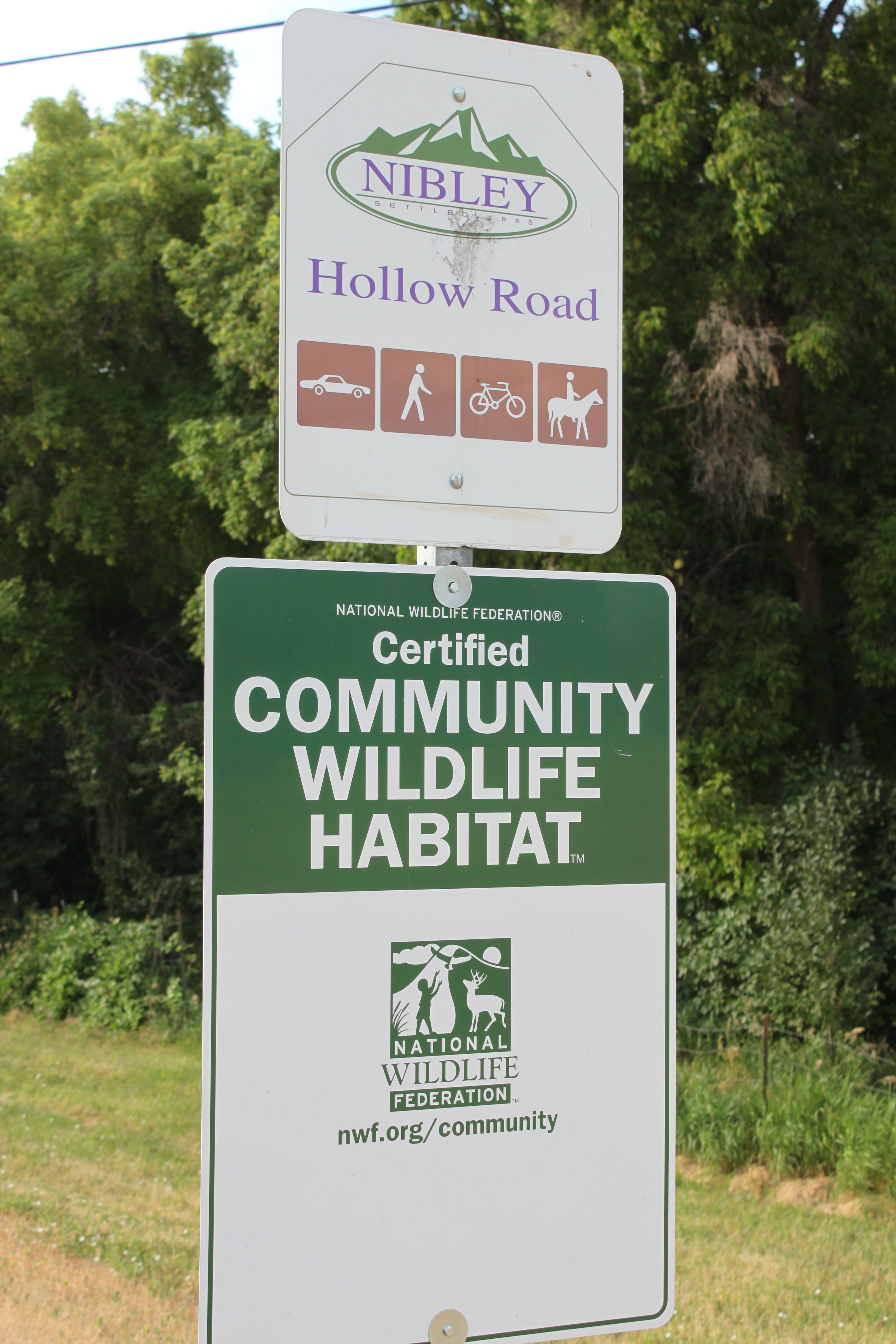 build a certified wildlife habitat at home wild about utah