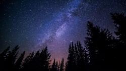 Dark Sky Parks: The Milky Way Courtesy Pixabay
